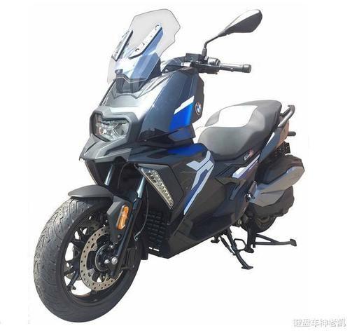 寶馬C400X/GT即將更新2021款,本田大法好還是藍天白雲香?