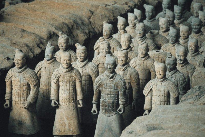"""秦陵兵马俑中最神秘的一张""""脸"""",至今无人能解,结果被禁止出国展览"""