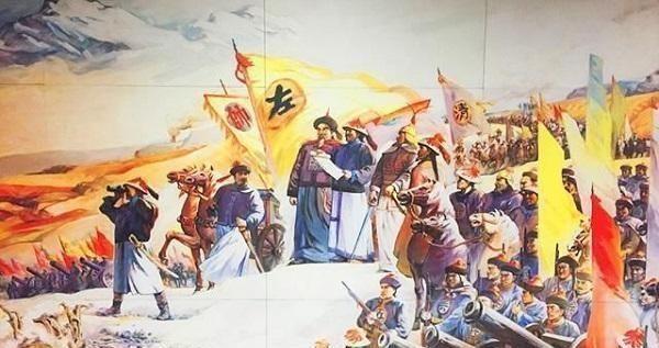 如果甲午战争时换成左宗棠来指挥,能不能取得胜利
