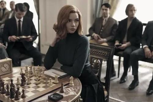 国际象棋|刷新了Netflix的收看纪录,这部9.1分新剧火成了爆款!