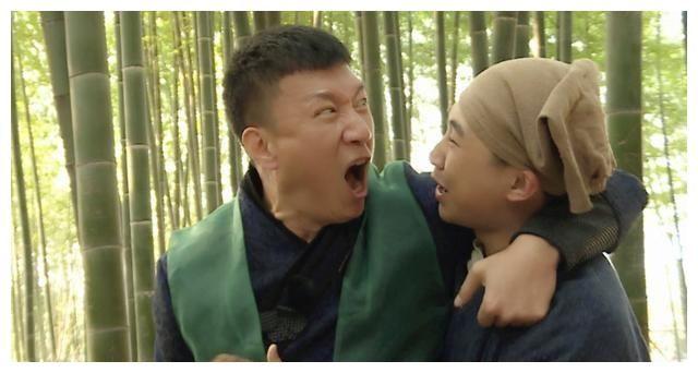 差在哪?黃磊:男人幫出生入死!岳雲鵬:我們就是吃吃喝喝!