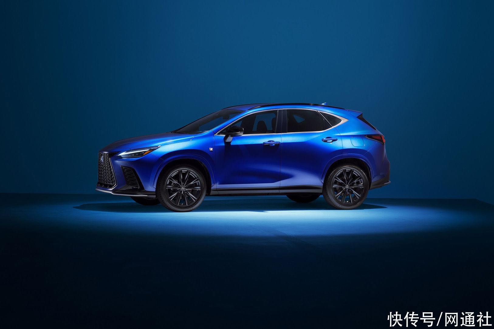 全新一代NX全球首發 雷克薩斯首款PHEV產品將與中國消費者見面