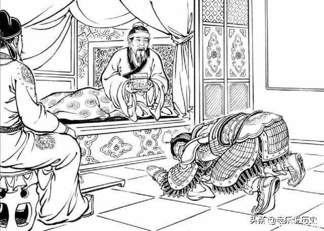 大年夜唐三代顶级战神窝囊结局:被女亲冤杀,被男子误杀,被朋友乏杀