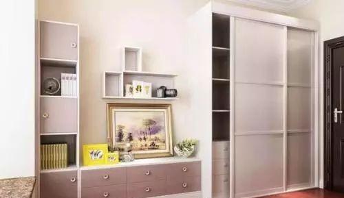 柜子 新房装修,如此装柜子,东西再多也不乱,实用又好看!