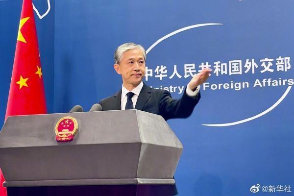 中方就美議員訪臺向美方提出嚴正交涉