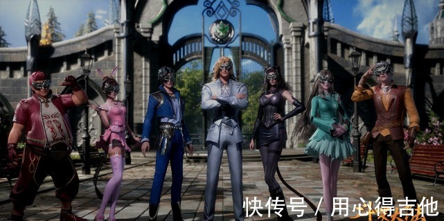 戴沐白 斗罗大陆史莱克七怪的新模出来了,小舞穿粉色长裙,好有气质