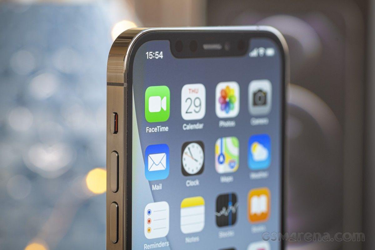 """消息稱蘋果下一代iPhone""""劉海兒""""將變小,且標配激光雷達掃描儀功能"""