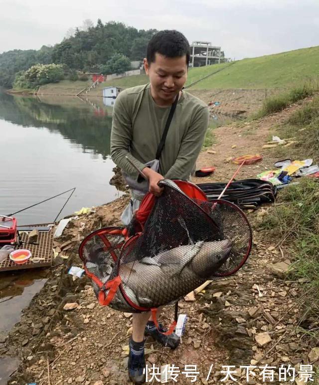钓鱼遇到这几件事大概率会走空,虽然不科学但真的很常见