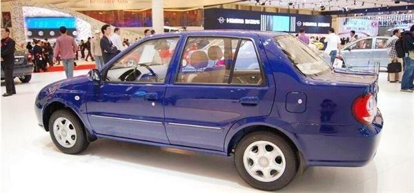 中國第一小型車車企隕落,連續20年銷售冠軍,如今一輛也賣不出去