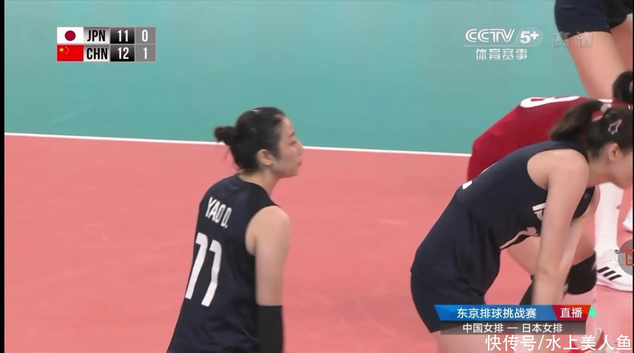 中國女排3:0卻有隱憂,二傳姚迪難堪大任,龔翔宇已成球隊次核心