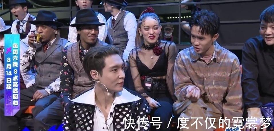舞者|《街舞4》:舞者质疑张艺兴中文水平?王一博按时学法语