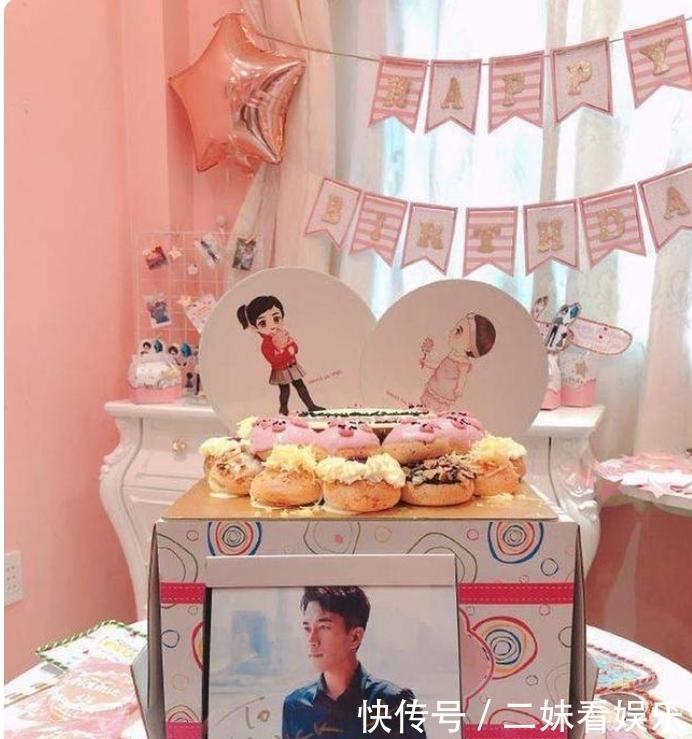 小糯米|刘恺威为小糯米庆7岁生日,办派对低调奢华,前妻杨幂直播工作忙