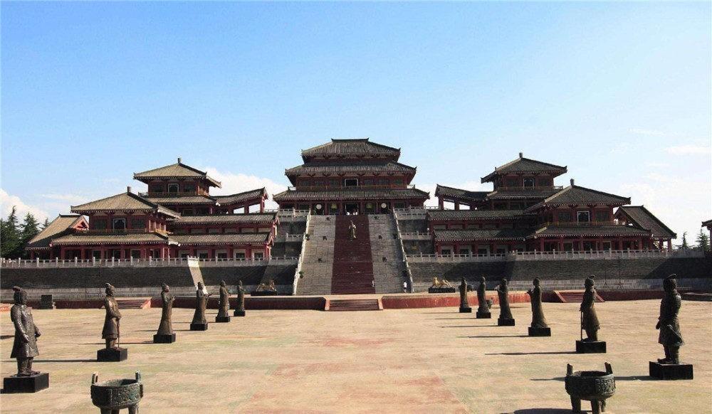 秦始皇没有皇后,为何还要修阿房宫?只因2200年前的美丽传说