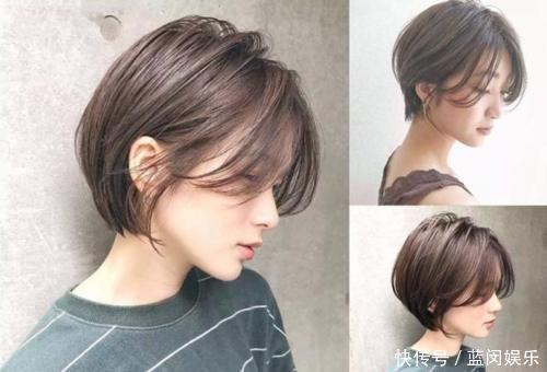 今冬短髮流行剪「燈籠頭」,可愛又減齡,絕對讓你顏值飆升~