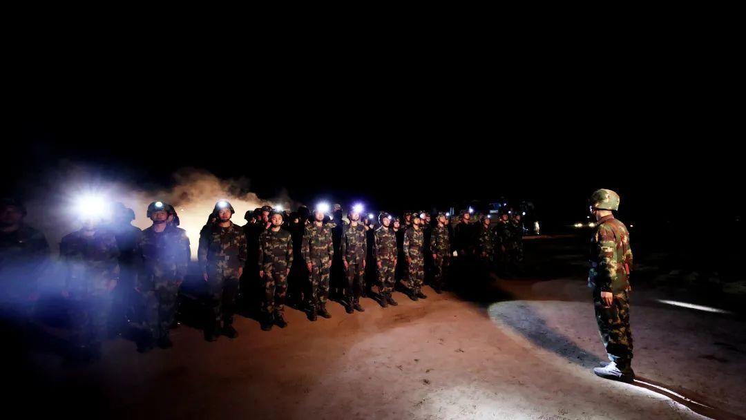 鍛造夜間實戰能力,就要這麼幹!