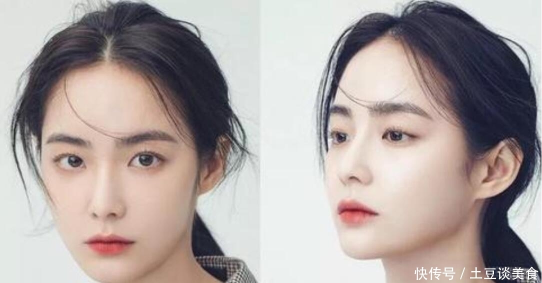 """揭穿女明星的""""伪素颜"""",减龄妆容藏着小心机,化妆技巧了解一下"""