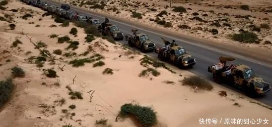 利比亚内战再度升级,埃及、土耳其形成对峙,德意法呼吁尽快停战