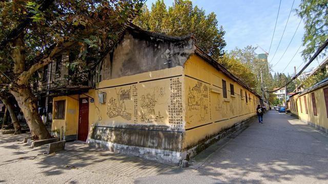 汉口深巷尼姑庵,145年历史8种建筑风格,都市尘嚣中的一片净土