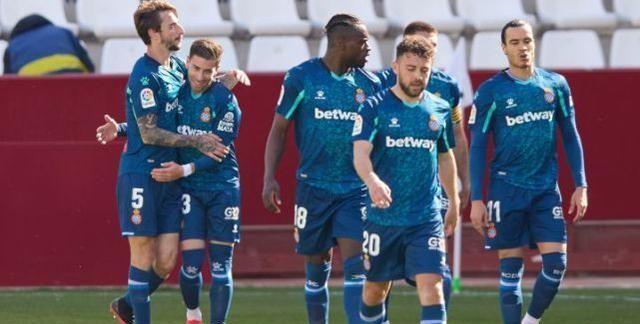 4-0!14-1!西班牙人踢瘋瞭,締造7大紀錄,武磊0貢獻+變為吉祥物
