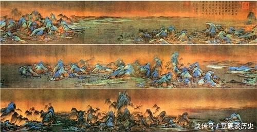 【草丁图书馆】18岁少年传世作品,凭什么被列入十大名画?放大10倍发现秘密