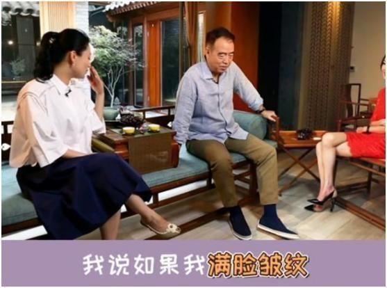 陳凱歌罕見表白嬌妻,辜負瞭洪晃倪萍,和陳紅恩愛24年!