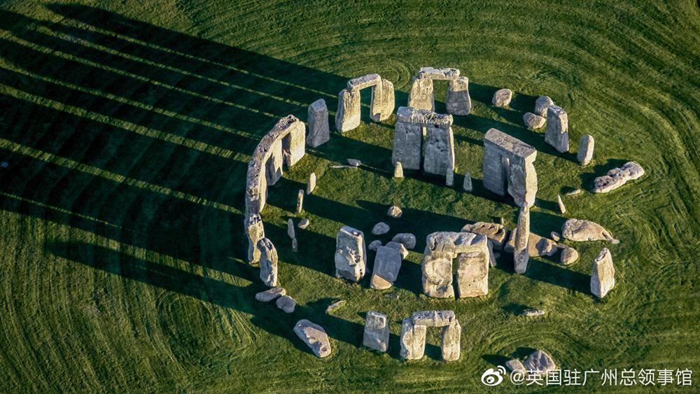 """英国""""巨石阵"""",藏在成都?"""