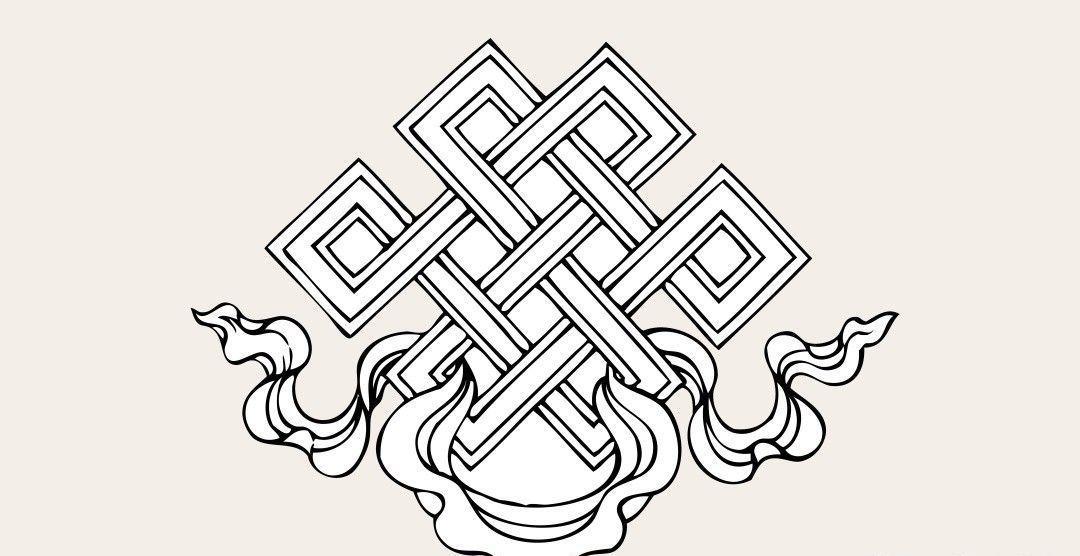 西藏|神秘的西藏图案,这个符号随处可见,却影响了西藏1300多年