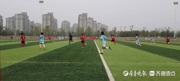 2021年山東省足球錦標賽(男子乙組)在東營市成功舉辦