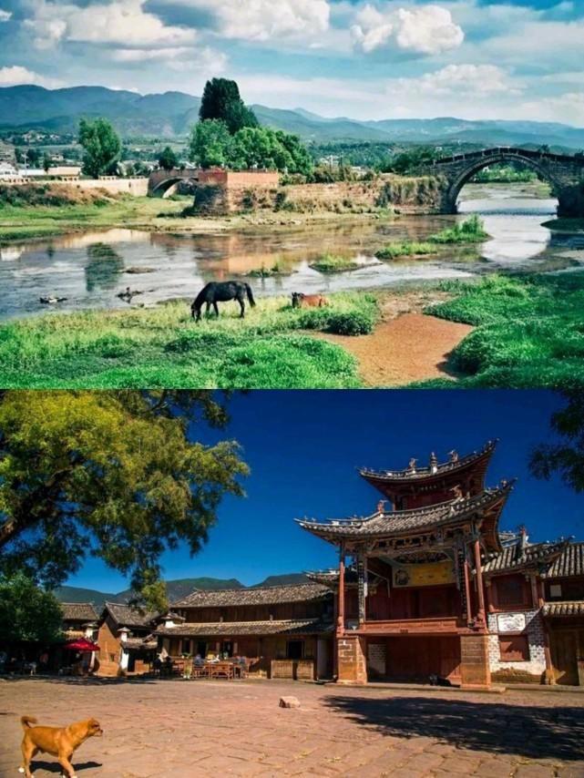 中国最值得去的十大古镇,不要门票游客却很少,适合休闲度假