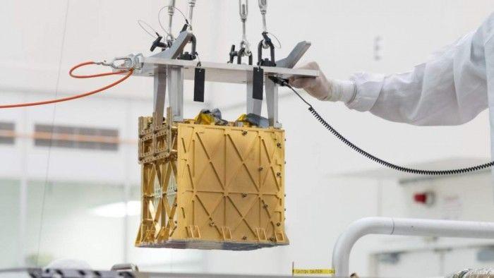 "NASA""毅力號""探測器成功將部分火星大氣轉化為氧氣"