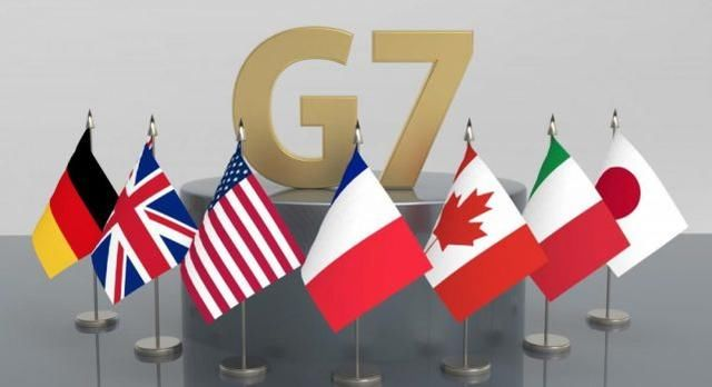G7峰會在即,英國帶頭在俄羅斯背後搞事情,俄外交部毫不客氣
