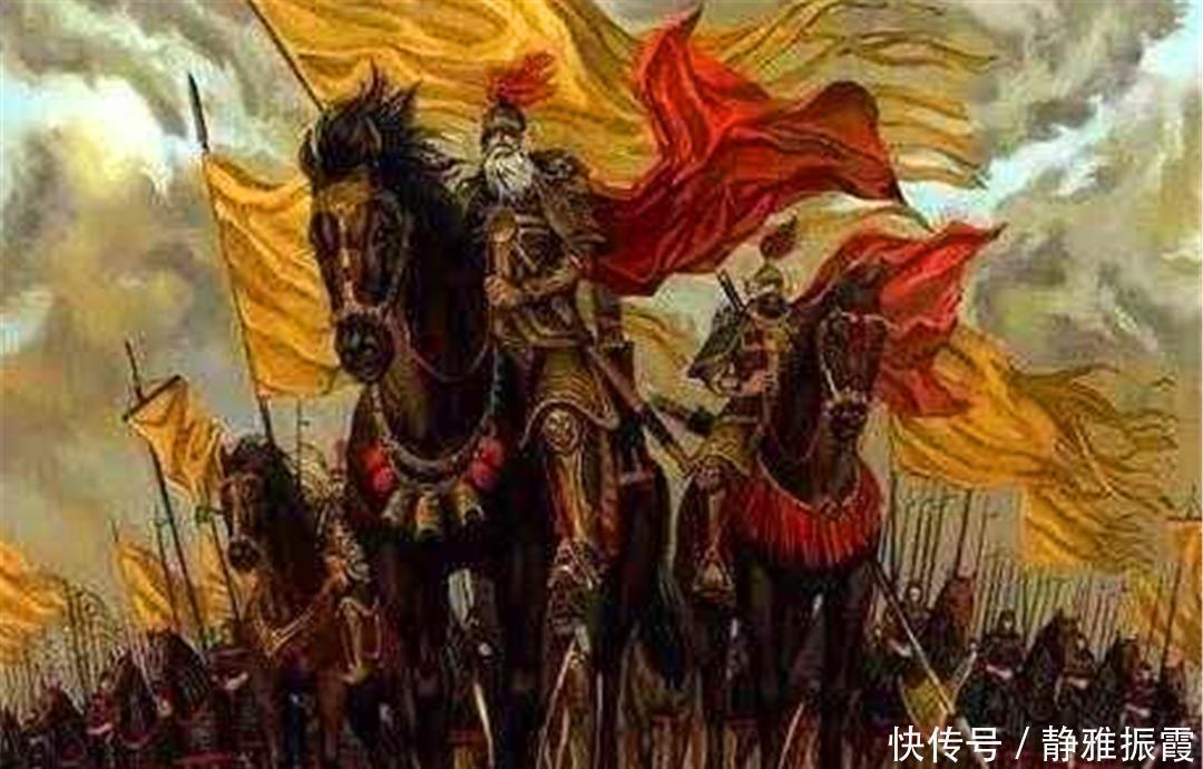 長平之戰伊始,為什麼秦國選擇王齕做主將而不是白起
