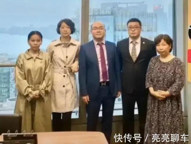 熊磊律師拒絕房產歸還許敏,引起大批網友抗議,許敏感動不已