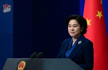 香港美國商會調查稱42%企業考慮離開香港,外交部回應另一些數字