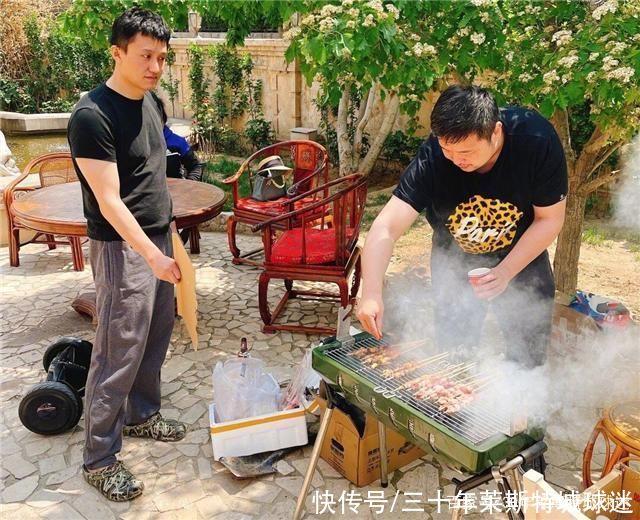 惠若琪懷孕貪嘴吃烤羊肉串,粉絲警告:少吃油膩,否則生產很麻煩