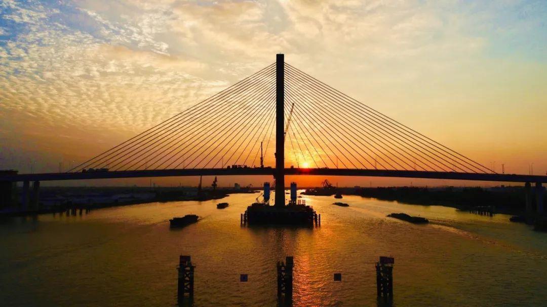 黄浦江上第13座大桥明天上午通车!闵行、奉贤往返更方便