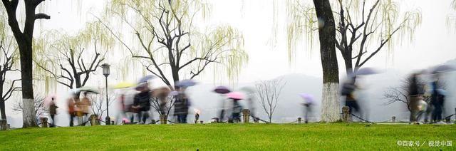七律.淅淅春雨万丝柔