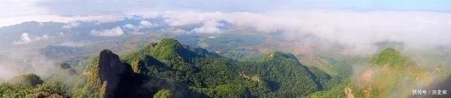 拉法山国家森林公园:我和颜色有个约会