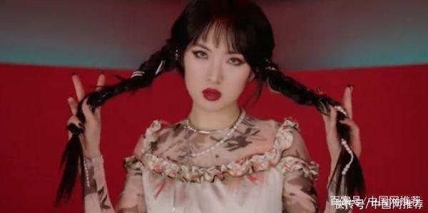 """來品品?""""破格公主""""姚安娜發首支單曲,化濃妝大秀舞姿"""