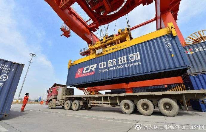 超越美国!中国首次成欧盟第一大贸易