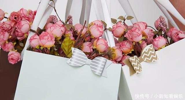 好物  礼盒,另类的装花神器