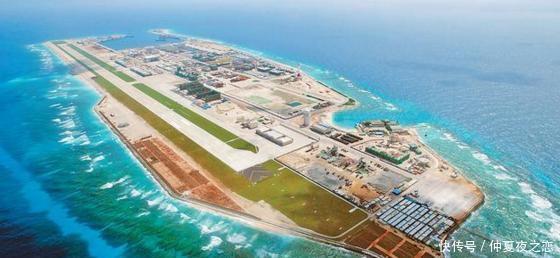 永暑岛上有大量建筑物,珊瑚礁盘脆弱,4项措施防止岛礁下沉!