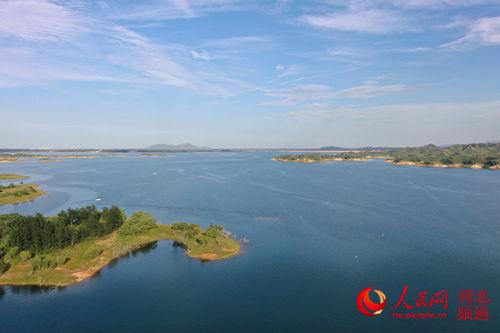 河北省大中型水库总蓄水量达到30.46亿立方米