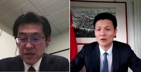 世衛大會上日本胡攪蠻纏,中國代表接連兩次反擊,一點面子沒給留