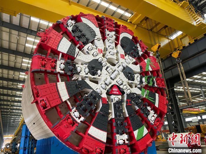 硬核產業折射紅色湖南發展硬實力