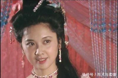 古装剧令人难忘的回眸,佟丽娅妖娆赵丽颖温柔,不及她一笑倾城