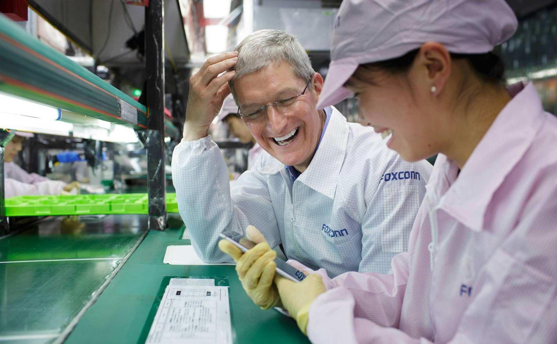 富士康 iPhone 13备货量曝光,富士康1万元重奖员工,库克可以放心了