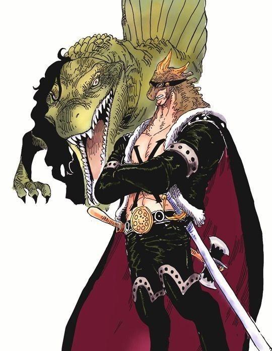 海贼王4颗古代种恶魔果实,3颗是恐龙!山治能不能翻身就靠他了