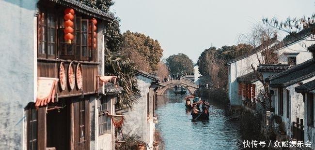 門票65元!江蘇這個古鎮,頗具「江南風情」,遊客卻不是很多