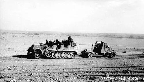 北非|沙漠之狐在北非最后的余晖:凯赛林隘口战役